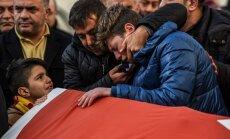 СМИ сообщили о возможном гражданстве подозреваемого в теракте в Стамбуле