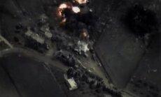 Krievija noliedz, ka tās gaisa triecieni Sīrijā nav vērsti pret 'Islāma valsti'