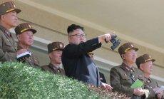 Ziemeļkoreja draud Dienvidkorejas eksprezidentei ar nāvessodu