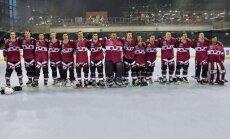 Latvijas rollerhokejisti sasniedz IIHF pasaules čempionāta pirmās divīzijas finālu