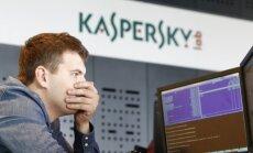 ASV specdienesti nobažījušies par 'Kaspersky' iespējamo saistību ar Krievijas slepenajiem dienestiem