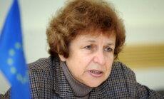 Ždanoka Satversmes tiesā apstrīd vēlēšanu tiesību ierobežojumus padomju aktīvistiem