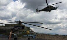 Turcija piedāvā Krievijai kopīgas operācijas pret 'Daesh' Sīrijā