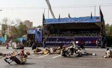 Теракт во время военного парада в Иране: 29 погибших, десятки пострадавших