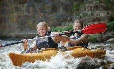 Bārtas upē notiks divas laivošanas sacensības – balvās laiva un kartupeļu maiss