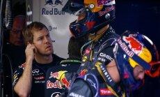 'Red Bull' sāk slēpt informāciju no Fetela