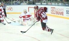 Rīgas 'Dinamo' nenosargā divu vārtu pārsvaru un turpina zaudēt jaunajā sezonā