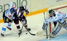Latvijai ceturtais zaudējums pārbaudes spēlēs pirms PČ