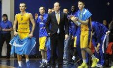 'Ventspils' basketbolisti pēc lielas atspēlēšanās saglabā cerības uz BBL pusfinālu