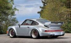 Foto: 24 gadus vecu 'Porsche 911 RSR' bez nobraukuma plāno pārdot par miljonu