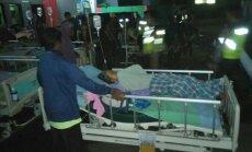 Javas salu Indonēzijā satricinājusi spēcīga zemestrīce; ir bojāgājušie