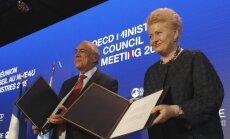 Lietuva oficiāli kļuvusi par OECD dalībvalsti