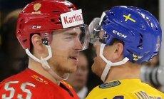 IIHF nenopietnais rangs: pūdeļi nograuza Soču lāci