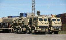 Sestdien Latvijā ieradīsies vairāk nekā 100 Kanādas karavīri
