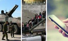 20 октября. Вооружение стран Балтии, сбежавшие беженцы и регистрация телефонных карт предоплаты