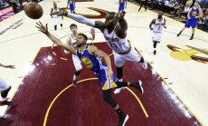 Golden State Warriors Stephen Curry vs Cleveland Cavaliers LeBron James