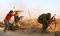 Putins mudina Sīrijā veidot 'deeskalācijas zonas'