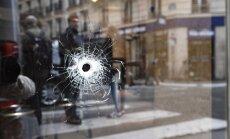 СМИ назвали имя парижского террориста