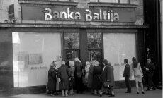 Noslēdzas gadiem ilgusī tiesvedība 'Bankas Baltija' likvidatora prasībā pret LB un valsti