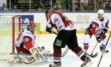KHL spēle: Rīgas 'Dinamo' - Jaroslavļas 'Lokomotiv' 1:2 (spēle noslēgusies)
