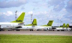 'airBaltic' par 764 miljoniem ASV dolāru pērk desmit jaunas lidmašīnas