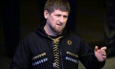 Čečenija ir viņa 'feodālais valdījums': nākusi klajā filma par Putina 'dēlu' Kadirovu