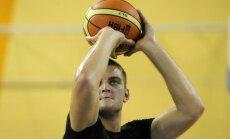 Freimanis atkal iekļauts Latvijas basketbola izlasē EČ kvalifikācijas mačam ar Gruziju