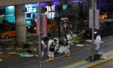 Saistībā ar teroraktu Ataturka lidostā aizturēti vēl 11 cilvēki