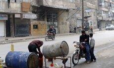 Sīrijas opozīcijas koalīcija nepiedalīsies Sīrijas draugu sanāksmē Romā