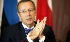 Президент Эстонии: в Евросоюзе начинают появляться трещины