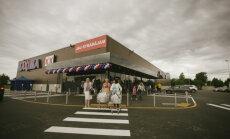Maxima открыла первый магазин в Марупе
