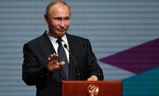 Forbes четвертый раз признал Путина самым влиятельным человеком мира