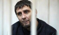 Ņemcova slepkavībā apsūdzētais Dadajevs atzinis, ka pastrādājis noziegumu reliģisku apsvērumu vadīts, vēsta mediji
