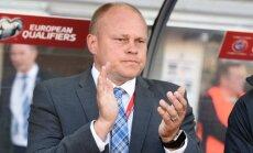 Финн Паателайнен станет новым тренером сборной Латвии по футболу
