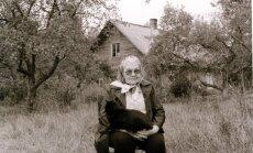 Iznācis dzejnieces Broņislavas Mārtuževas portretējums DVD formātā