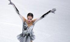 Россиянка Загитова— вторая после короткой программы на ЧМ, Кучвальская — последняя
