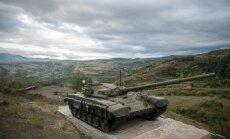 Azerbaidžāna pieprasa izvest Armēnijas spēkus no Kalnu Karabahas