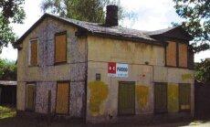 Rīgas dome nojauks graustu Bauskas ielā