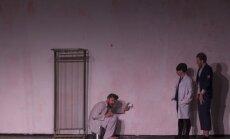 Ģertrūdes ielas teātris viesosies Durbē ar izrādi 'Melnā sperma'