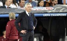 Ančeloti atteicies trenēt Itālijas futbola izlasi