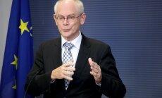 Van Rompejs izprot Latvijas bažas par nākamo ES budžetu