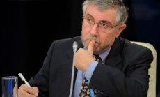 Pols Krugmens turpina kritizēt Latvijas ekonomiskās krīzes risinājumu