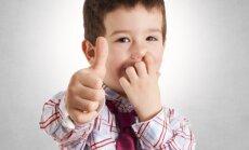 Kāpēc bērni ēd puņķus