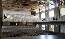 Nedēļas nogalē ikviens varēs izložņāt jauno Vidzemes koncertzāli 'Cēsis'