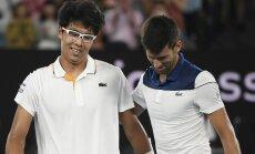 Шестикратный чемпион Australian Open Джокович сенсационно проиграл корейцу