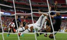 Carlos Bacca Colombia scores past DeAndre Yedlin