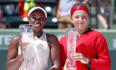 Алена Остапенко уступила в финале турнира в Майами чемпионке US Open-2017