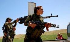 Kanāda uzņems aptuveni 1200 'Daesh' genocīdā cietušos jezīdus