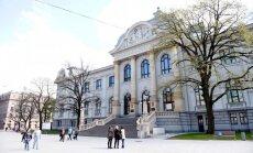 Latvijas Arhitektūras Lielo gada balvu saņēmuši lietuviešu arhitekti