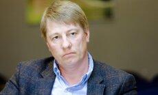 'Vienotības' Saeimas frakcija neturpinās sadarbību ar Matīsu